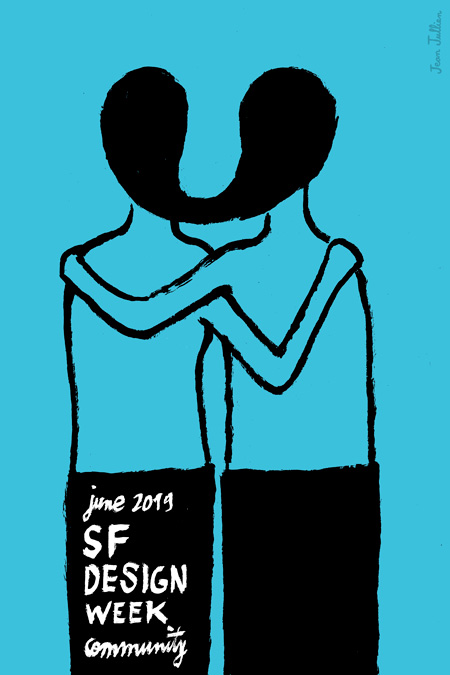 CommUnity by Jean Jullien