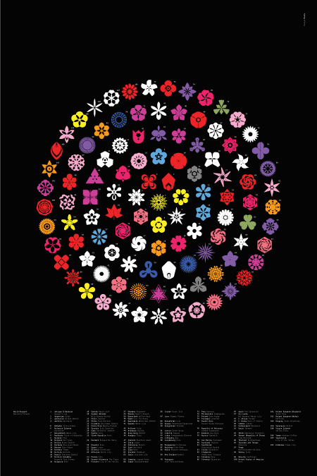 World Bouquet by Rob Duncan, Mucho